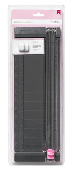 American Crafts Pink Craft Blade Trimmer Blades 3//Package-Craft for 368095 and 368096