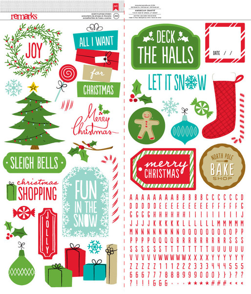 american crafts be merry collection christmas