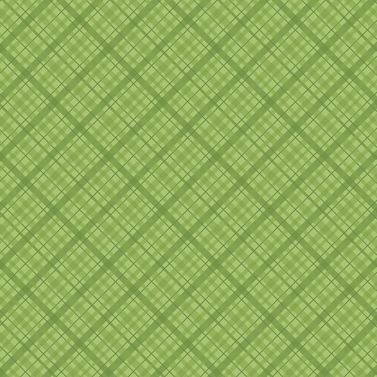 Coredinations Light Green Plaid Paper