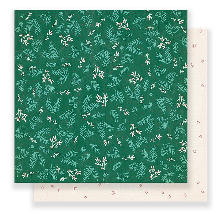 Crate Paper - Falala Mistletoe Paper