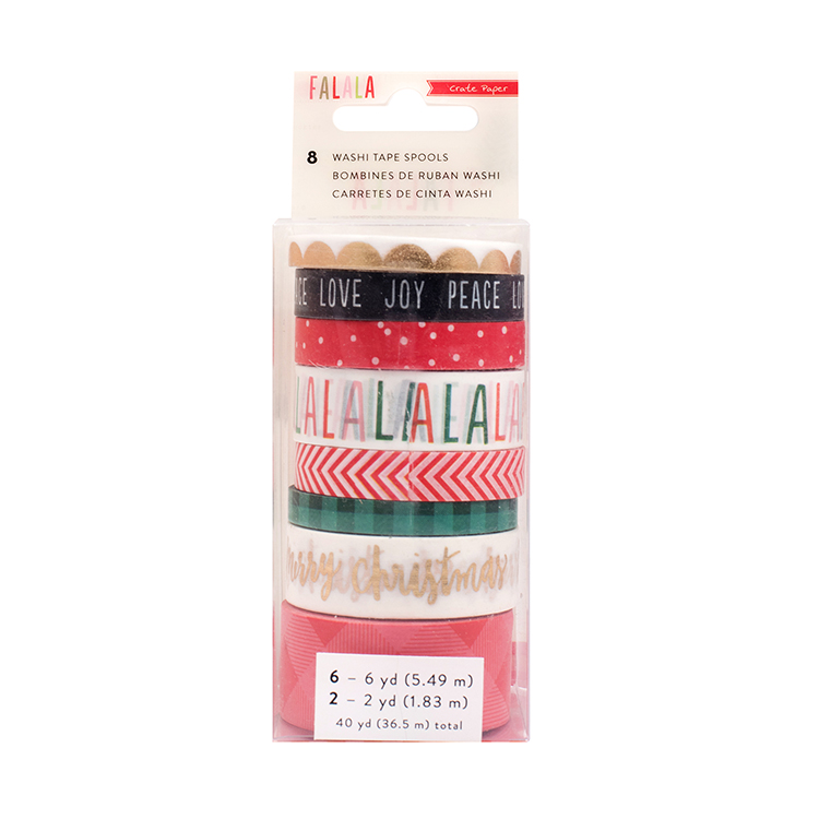 Crate Paper - Falala Washi Tape