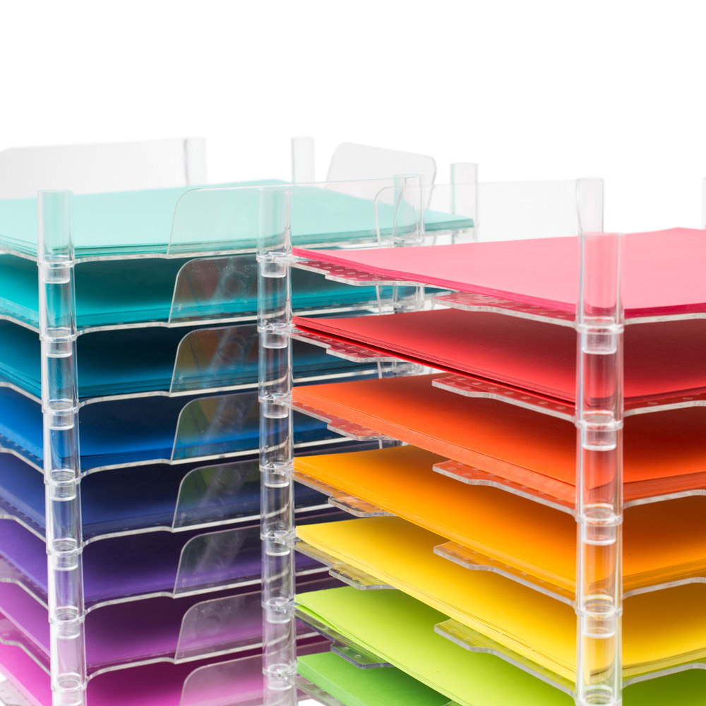 Stackable Acrylic Paper Trays Retail Packaged에 대한 이미지 검색결과