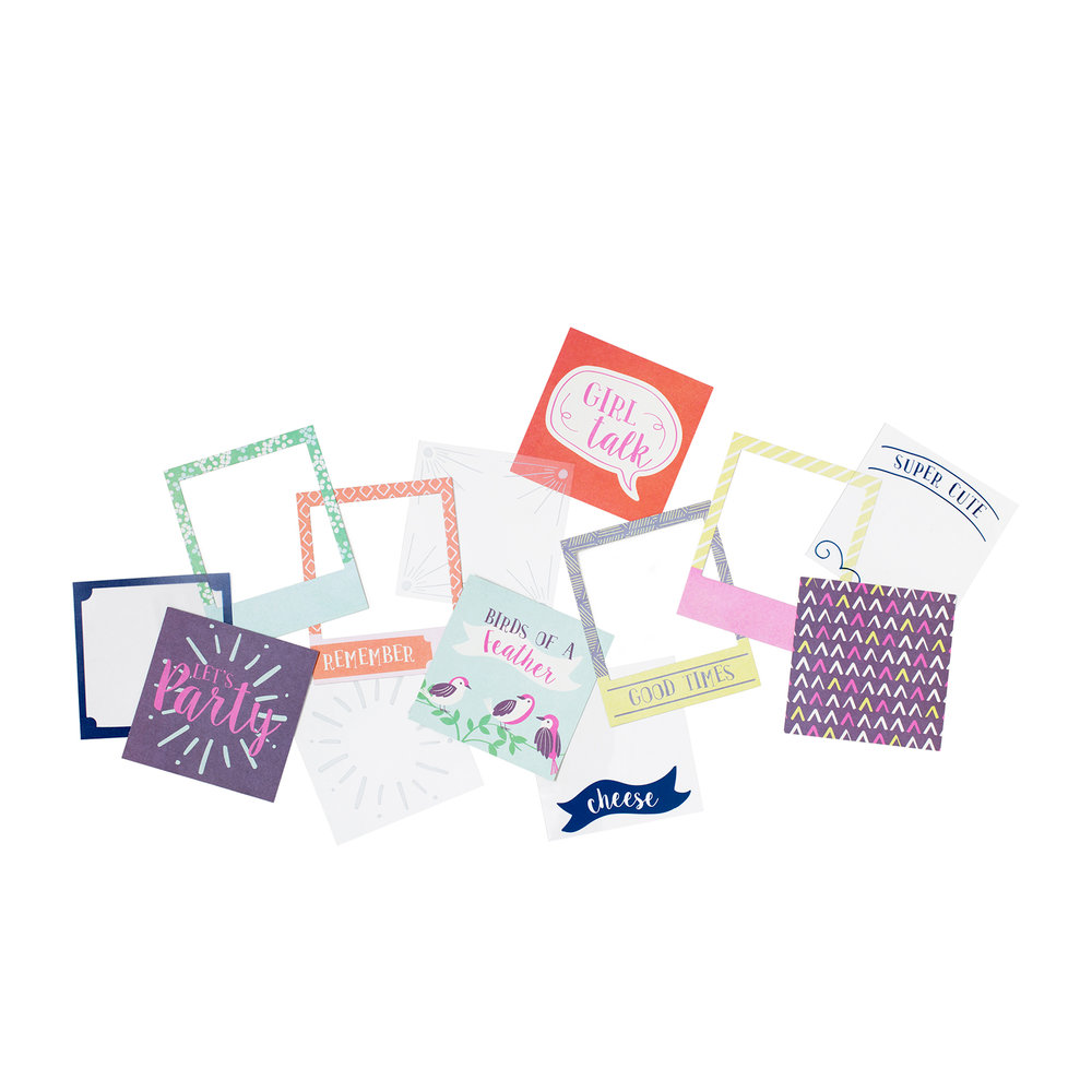 We R Memory Keepers Flower Girl Card And Frame Kit