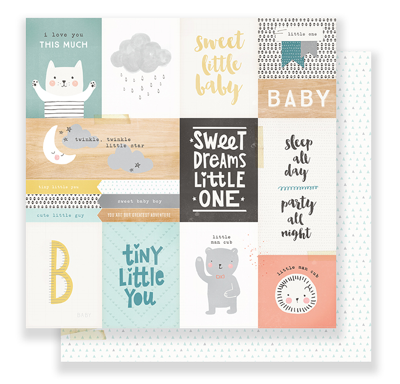 Crate Paper Little You Little One Paper