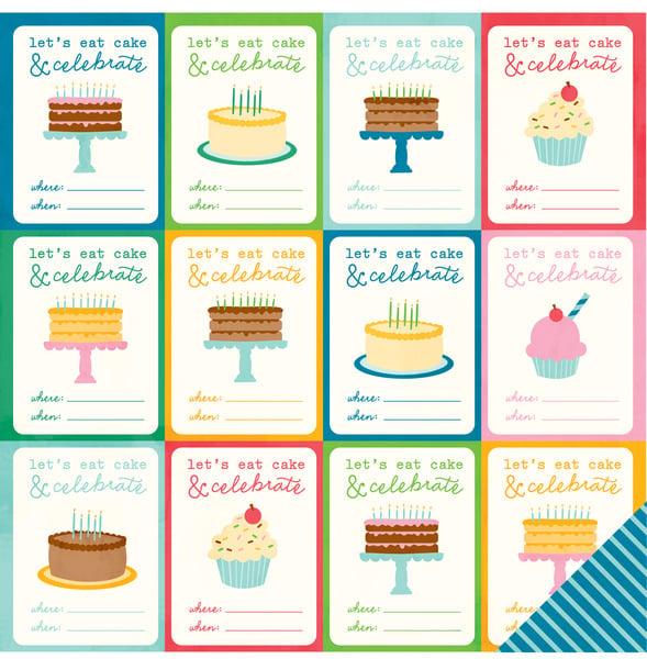 birthday wish paper