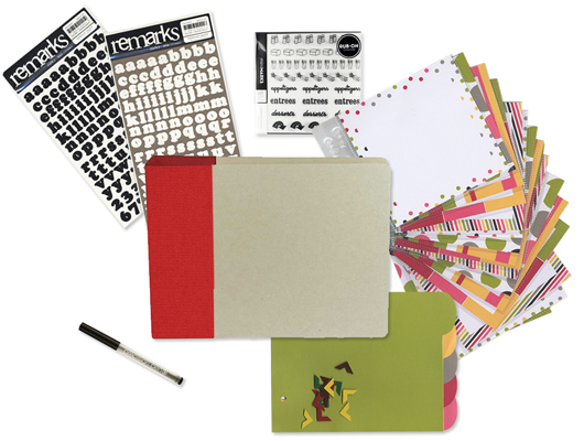 american crafts   album kit clearance