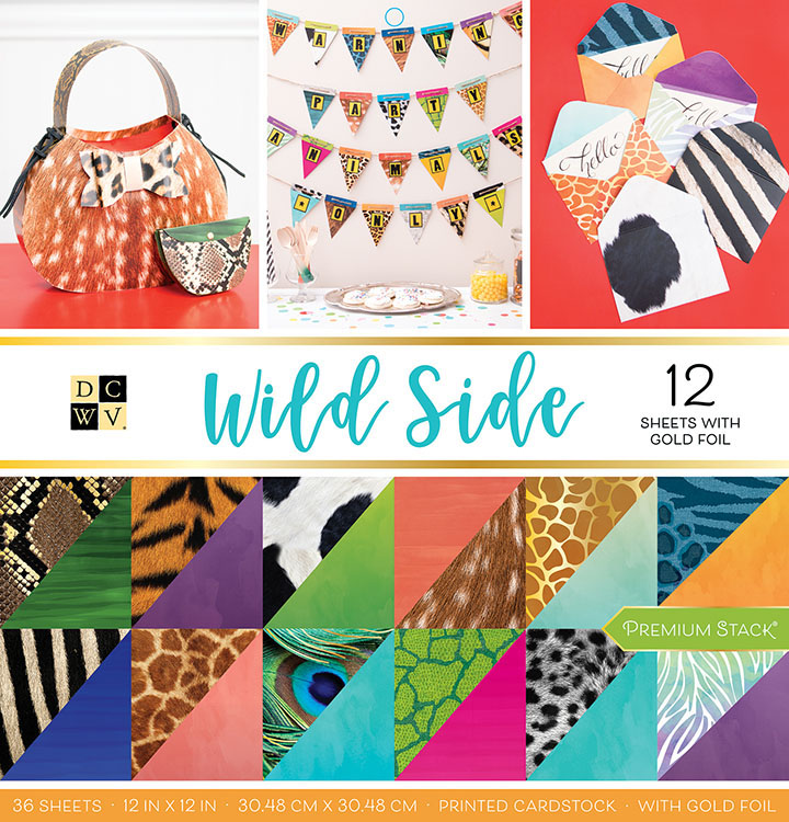 Image result for wild side dcwv stack