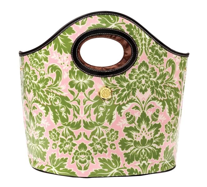6717a49a576d Anna Griffin - Olivia Collection - Bucket Tote - Acanthus