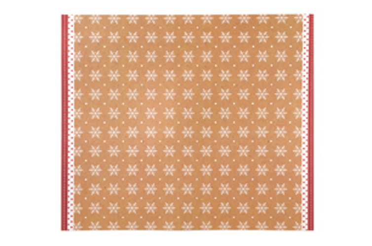 Anna Griffin Christmas Kraft Collection Paper Placemats