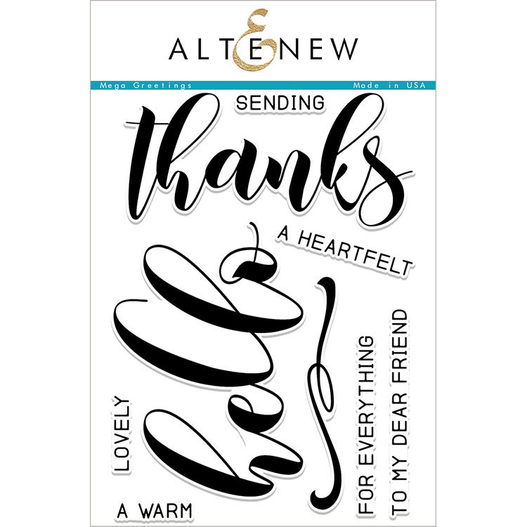 Altenew Mega Greetings