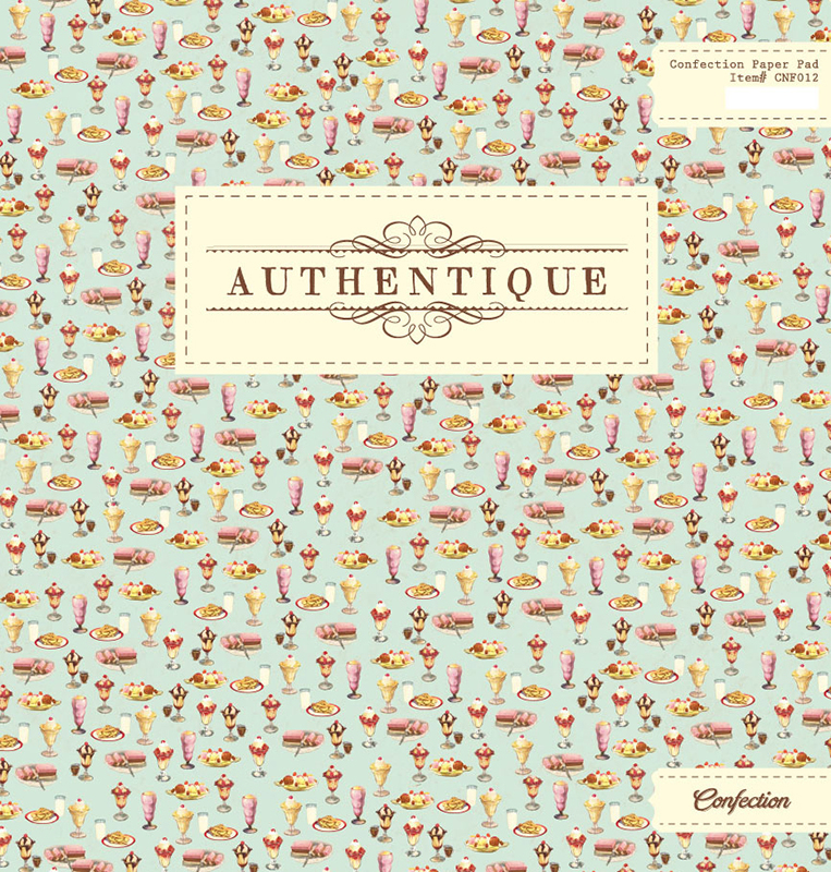 Authentique PaperConfection Collection Kit