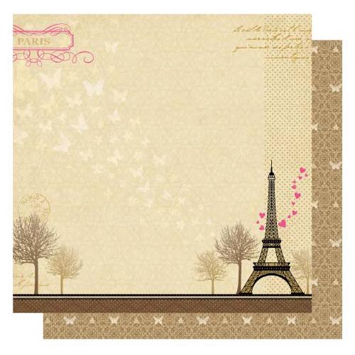 Best creation eiffel tower paper - Boutique scrapbooking paris ...