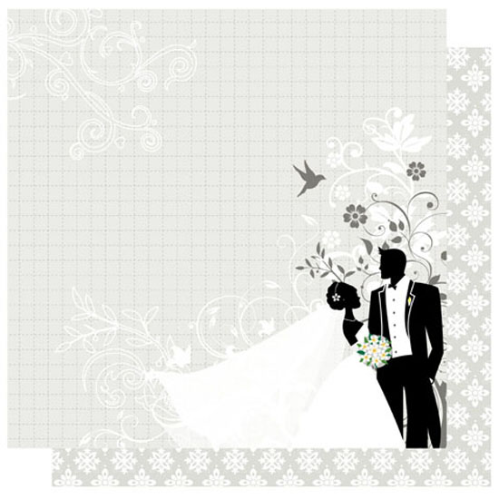 best creation inc mr and mrs collection 12 x 12 double sided glitter paper mr and mrs