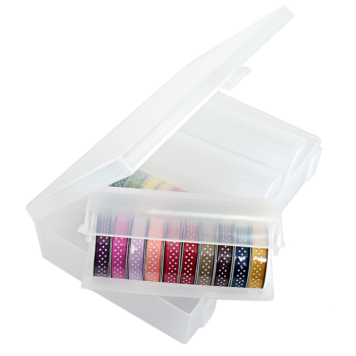 Best Craft Organizer Wall Box Storage System Kit 4 Washi Tape Storage