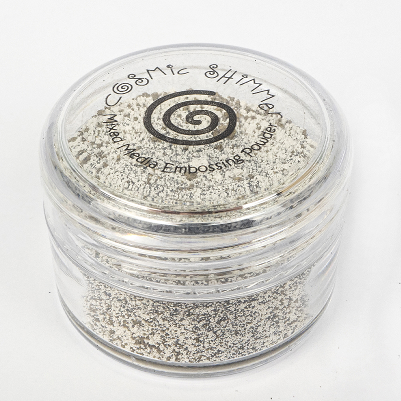 Creative Expressions Cosmic Shimmer Mixed Media Embossing Powder-Bronze Age