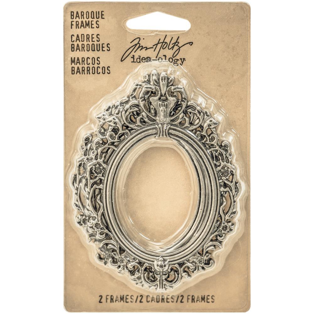 Advantus Tim Holtz Idea-ology Baroque Frames