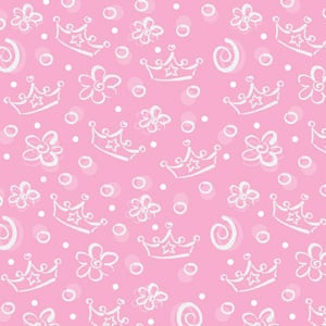 Creative Imaginations Princess Collection 12x12 Princess Paper