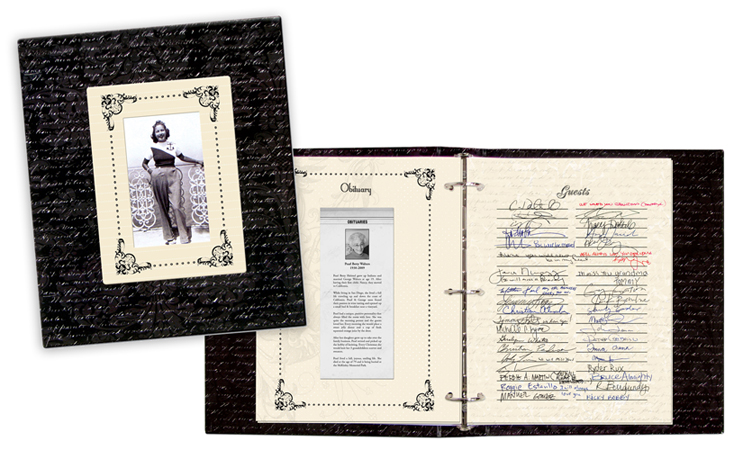 Creative Imaginations Signature Collection 3 Ring Binder