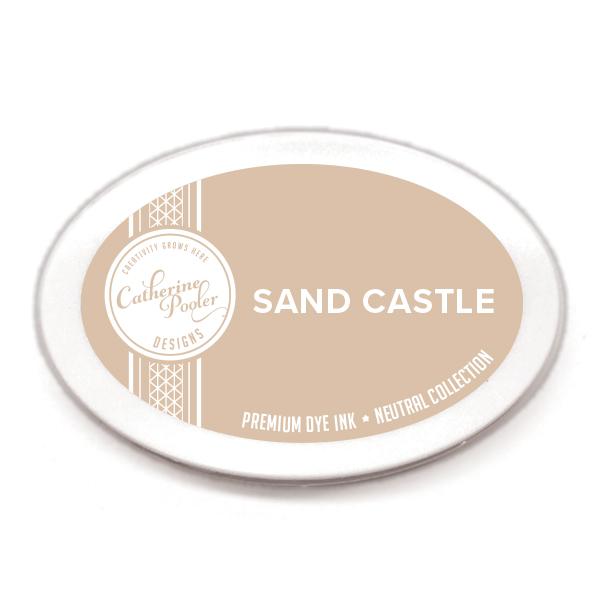 Catherine Pooler Ink - Sand Castle