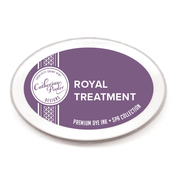 Catherine Pooler Designs - Spa Collection - Premium Dye Ink Pads - Royal Treatment
