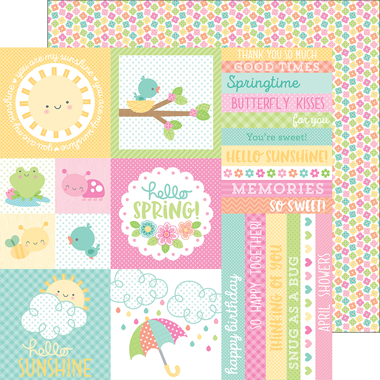 doodlebug paper Doodlebug design is a fun and whimsical scrapbook and paper craft manufacturer that provides customers with original designs and quality products doodlebug offers a variety of products, from paper to stickers and buttons to ribbons.