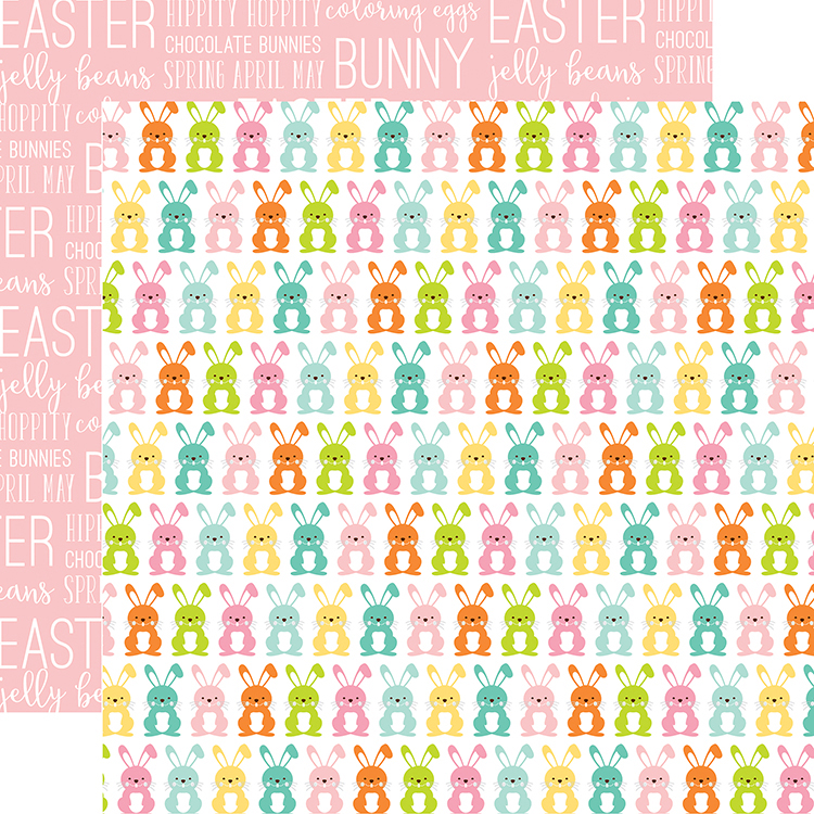 Echo Park Easter Bunny Hop Paper