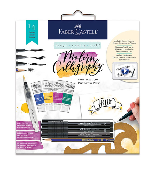 Faber Castell Modern Calligraphy Kit