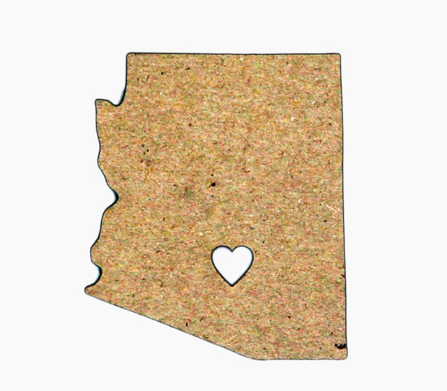 Chipboard Shapes Ideas ~ Grapevine designs and studio arizona with heart chipboard