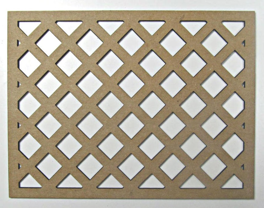 Chipboard Shapes Ideas ~ Grapevine designs and studio chipboard shapes trellis