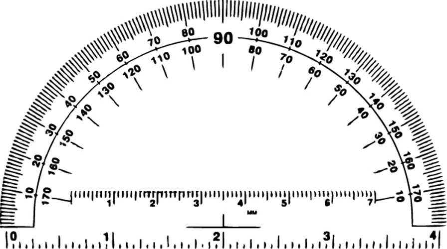 Cut Out Printable Protractor | Search Results | Calendar 2015