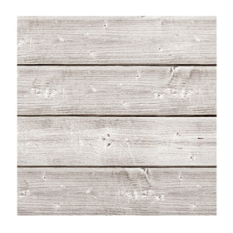 Jillibean Soup Mix The Media 6 X 6 White 3d Wood Plank