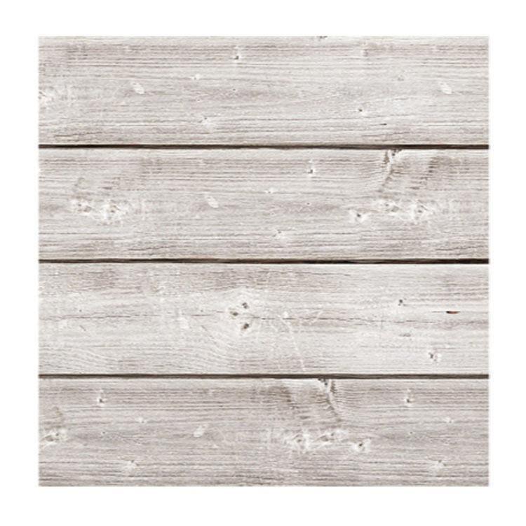 Jillibean Soup Mix The Media 6 X 6 White 3d Wood Plank