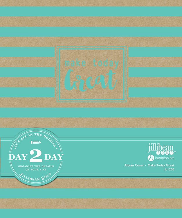 jillibean soup day 2 day make today great planner album
