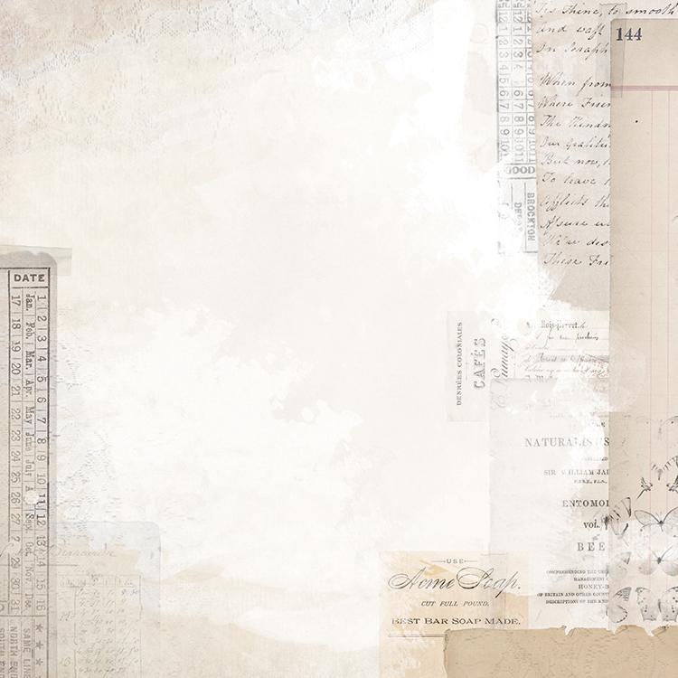 Kaisercraft Pen and Ink Layered Paper