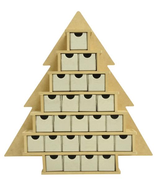Kaisercraft Small Tree Advent Calendar