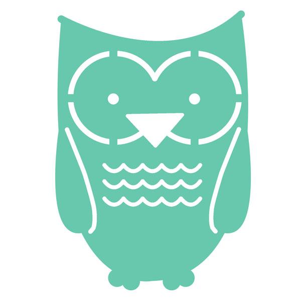 Kaisercraft - Stencils Template - Owl