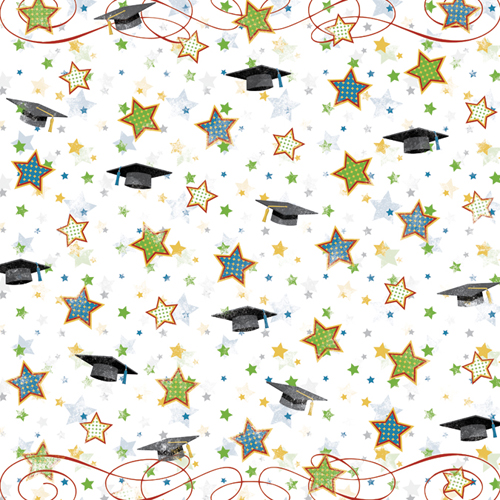 Karen Foster Design Graduation Collection 12 X 12