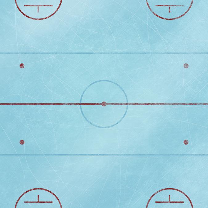 Hockey Paper Dolls