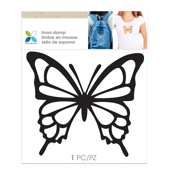 Momenta Butterfly Stamps
