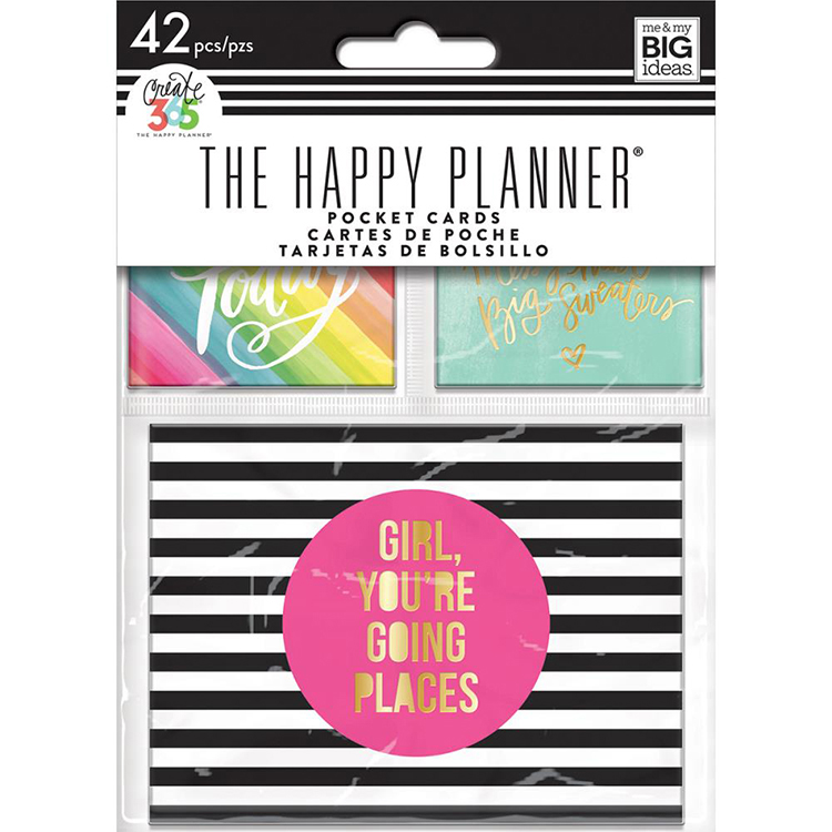 me and my big ideas create 365 planner mini pocket cards