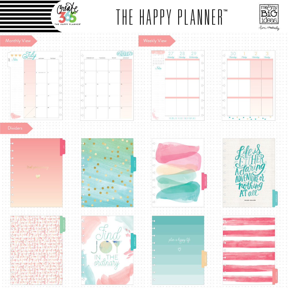 me and my big ideas create 365 hello life planner