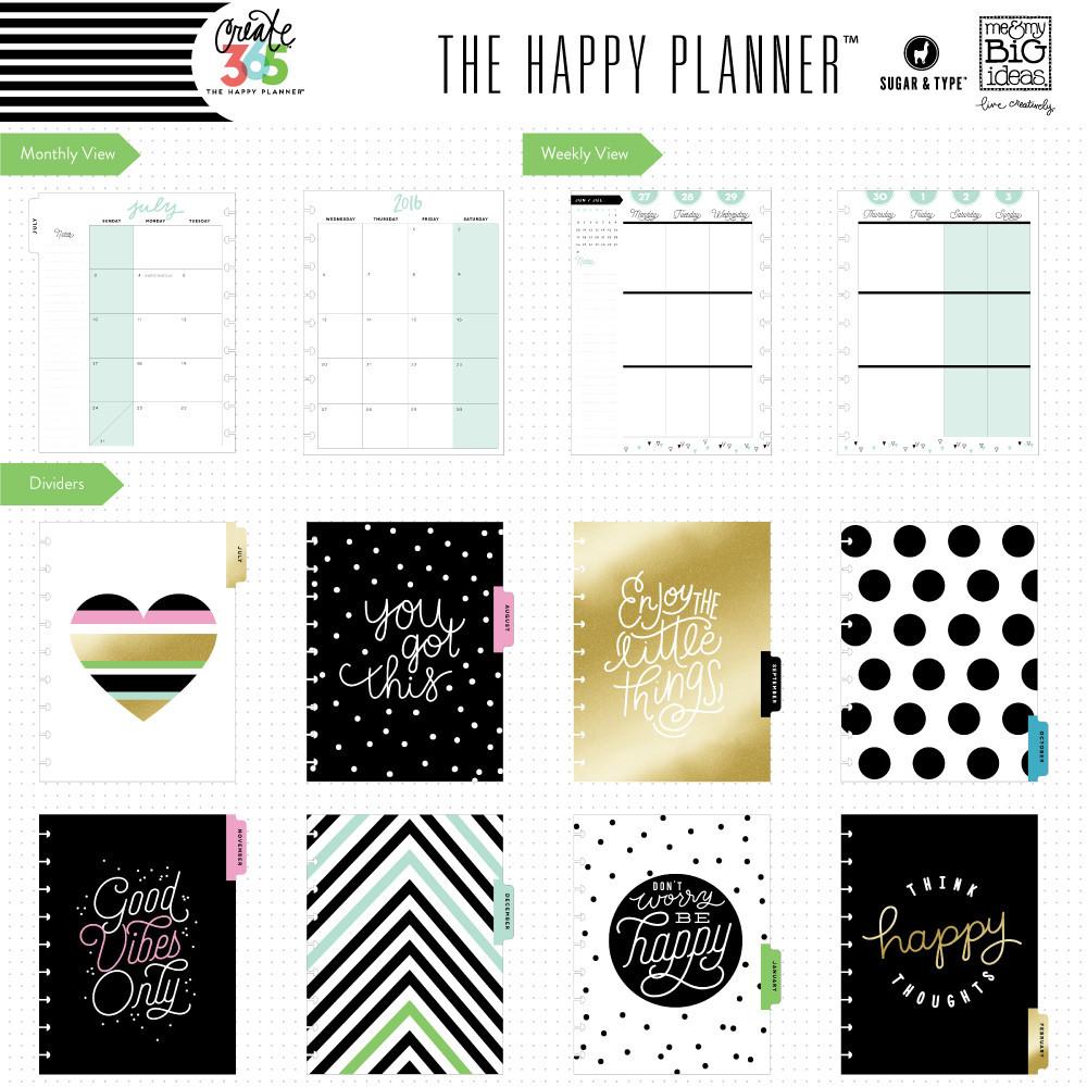 Happy Planner  Ring