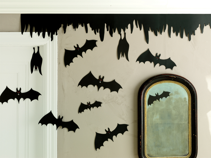 Decorating Ideas > Gallery For > Halloween Bat Template Martha Stewart ~ 214210_Halloween Decoration Ideas Templates