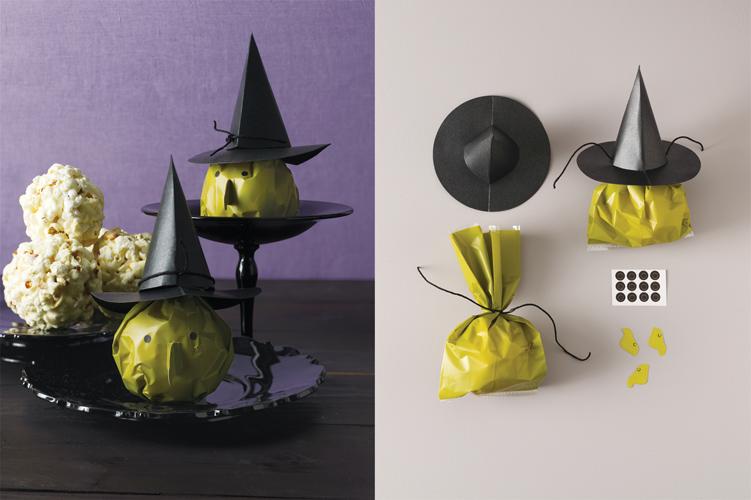 Halloween Treat Crafts Part - 30: Martha Stewart Crafts - Elegant Witch Collection - Halloween - Treat Bags