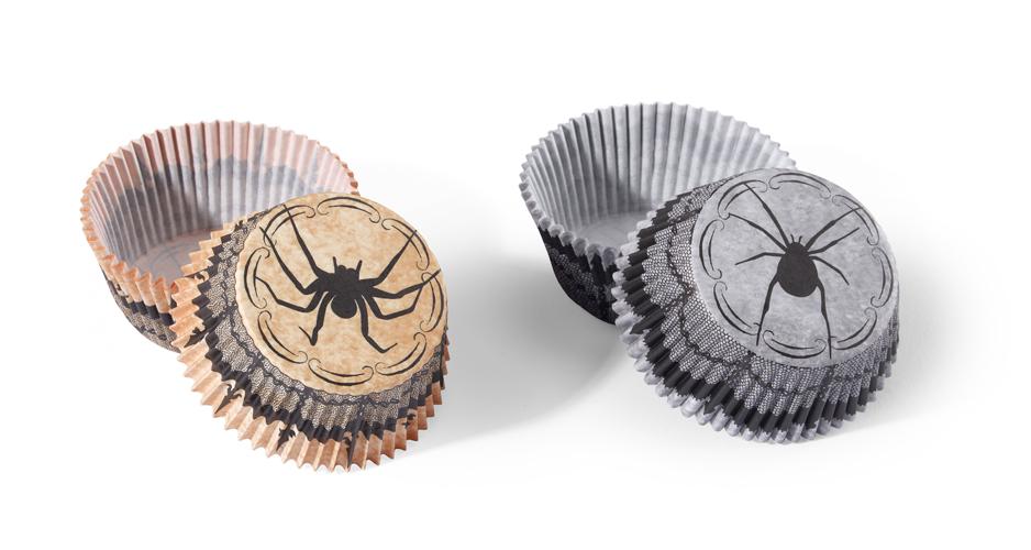 Martha Stewart Crafts Halloween Collection Cupcake Treat