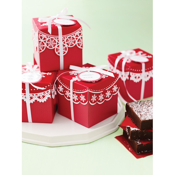 Martha Stewart Crafts - Snowflace Collection - Christmas - Present ...