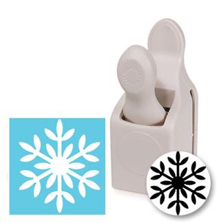 snowflake template martha stewart - martha stewart scandinavian snowflake punch
