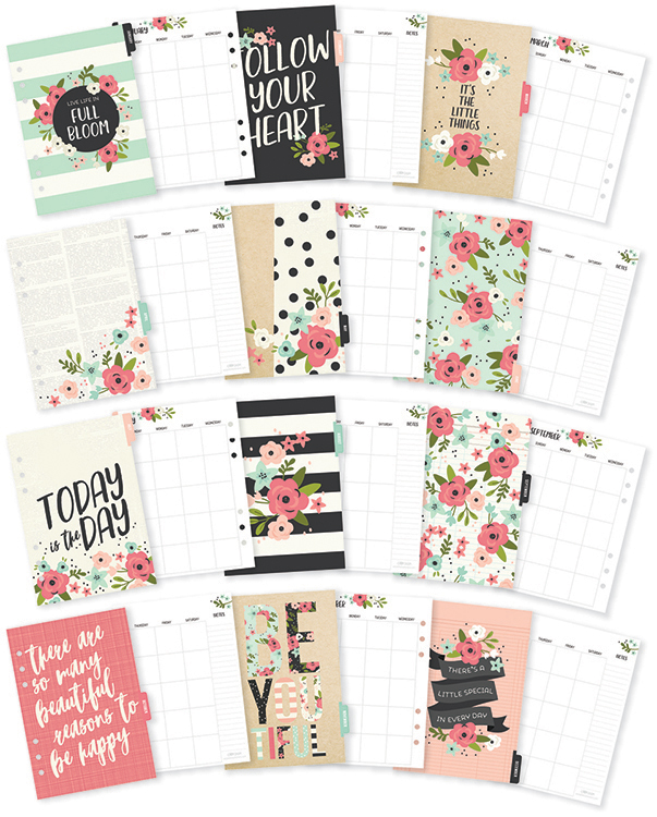 Memory Planners Inserts And Accessories Scrapbook