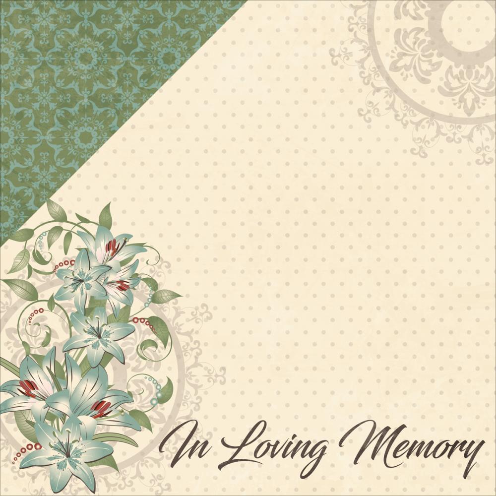Beautiful Moxxie In Memory In Loving Memory Paper DW75