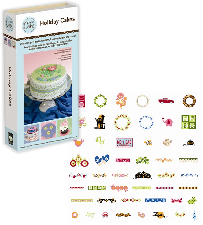 what is a cricut cake machine